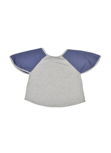 Puledro Tişört Gri